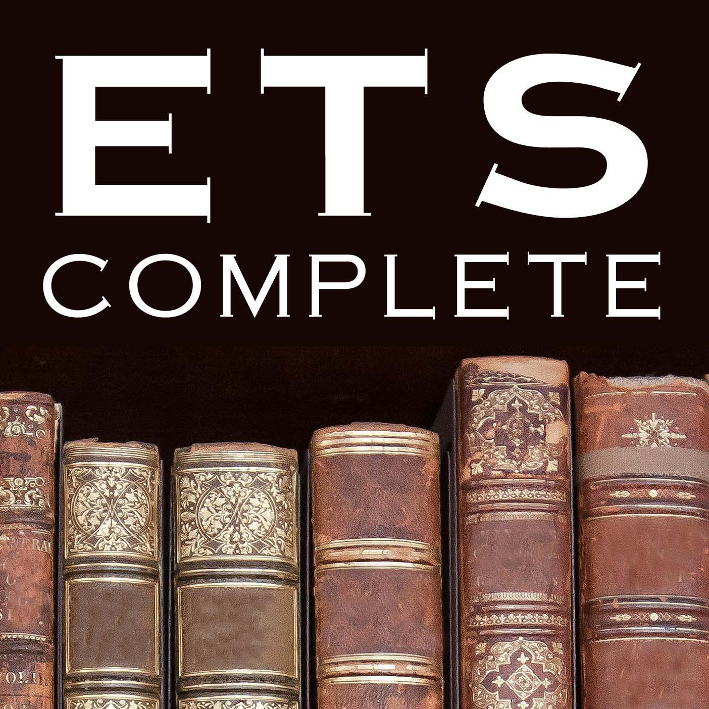 Complete Digital Library of ETS presentations (2004-2018) (over 8200 mp3s downloadable)