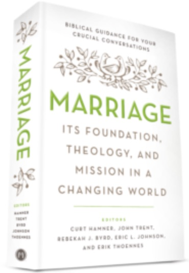 A Necessary Conversation: A Theology of Marriage (5 mp3s)